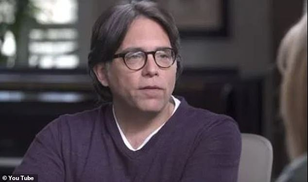 NXIVM founder insists he is innocent and apologizes for his 'participation in pain and suffering'