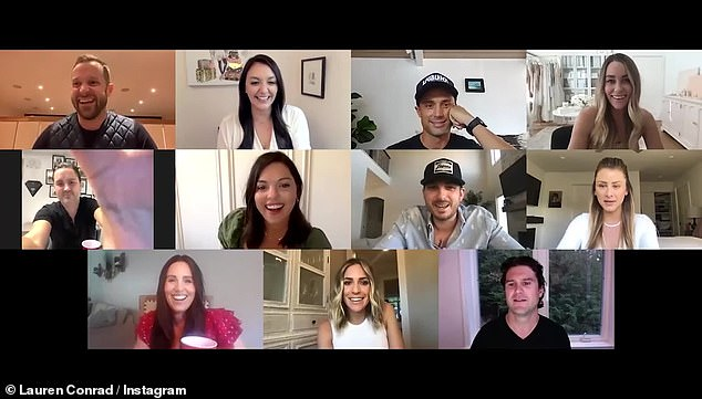 Reunion: Almost 14 years later, Lauren Conrad, Kristin Cavallari and the rest of their Laguna Beach co-stars gathered via Zoom to reflect on their experience on the show