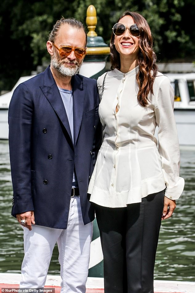 Congratulations! In September, the Italian Vanity Fair reported that the couple had tied the knot after three years in the Valguarnera in Bagheria (picture 2018).