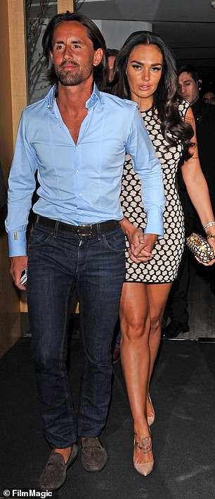 A driver who chauffeured heiress Tamara Ecclestone and her husband Jay Rutland was furloughed at the taxpayers' expense – and then dismissed from his job. Mr Rutland and Ms Ecclestone are pictured together above