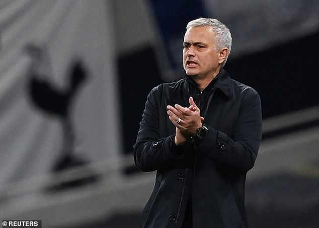 Jose Mourinho is said to have a safety-first nature, producing unadventurous football