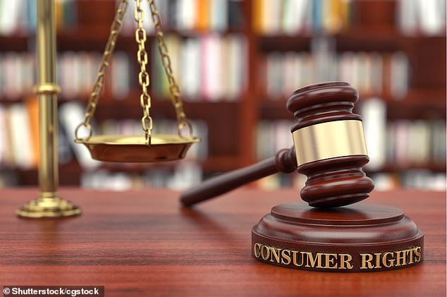 Knowing your consumer rights can help customers if something goes wrong with a purchase