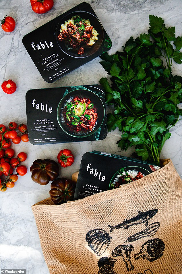 The brand was launched less than 12 months after the flagship Plant-Based Braised Beef was launched in December 2019