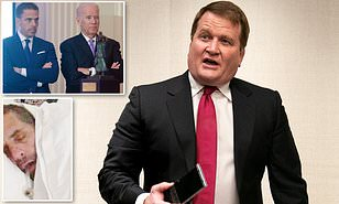 Hunter Biden: Tony Bobulinski to reveal explosive 'new allegations' | Daily Mail Online
