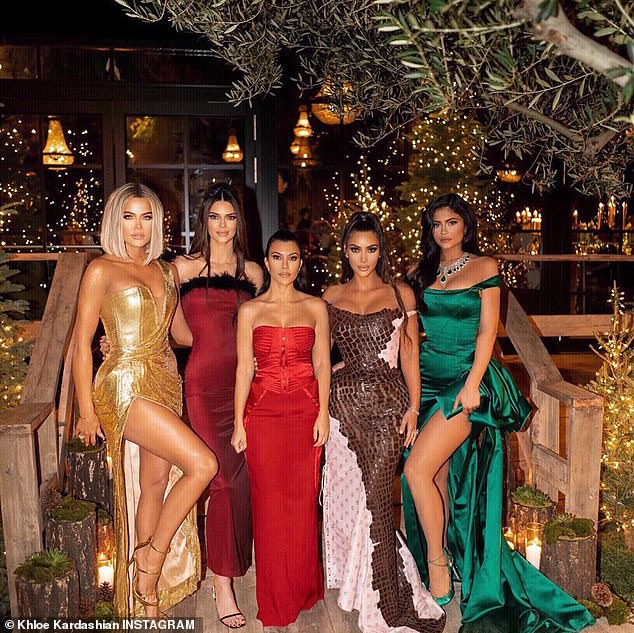 Embarrassed to love them: In 2015, Jennifer said she was a fan of Keeping Up With the Kardashians, but she seemed to be embarrassed by it.  `` I'm sadly very interested in the Kardashian-Jenner thing, '' Aniston said.  'It's a guilty pleasure for sure'