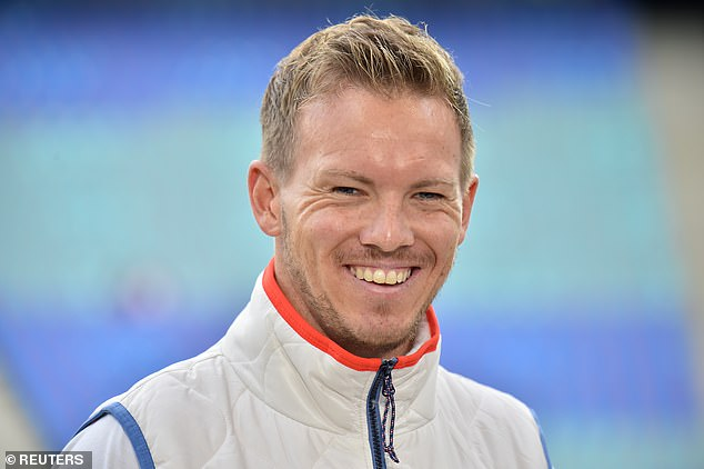Julian Nagelsmann is confident of winning the Champions League this year with RB Leipzig