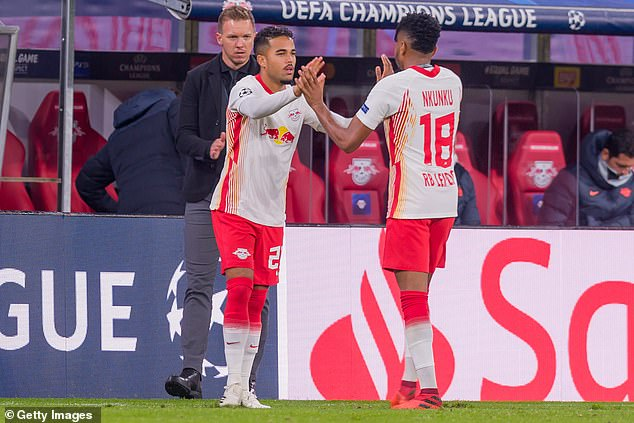 Leipzig opened the current campaign with a 2-0 victory against Istanbul Basaksehir