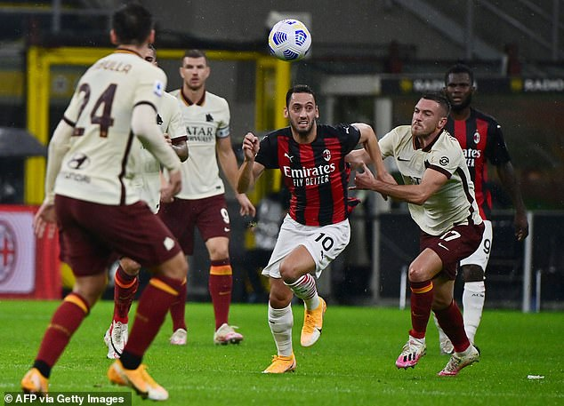 AC Milan star has reached an impasse in talks over extending his deal - which expires next year