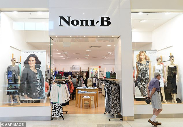 Fashion retailer Mosaic brands, which owns Millers, Rivers, Katie's and Noni B, has announced it will close 250 stores