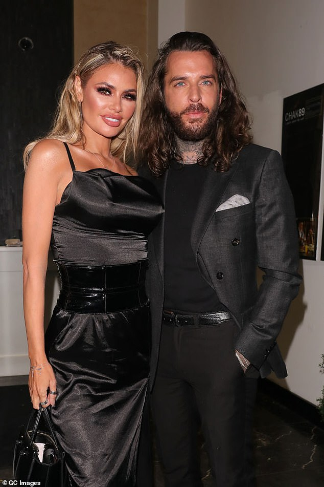 Explosive news:The TOWIE stars recently revealed their two-year sexual relationship during a therapy session on an episode of the ITV2 reality show