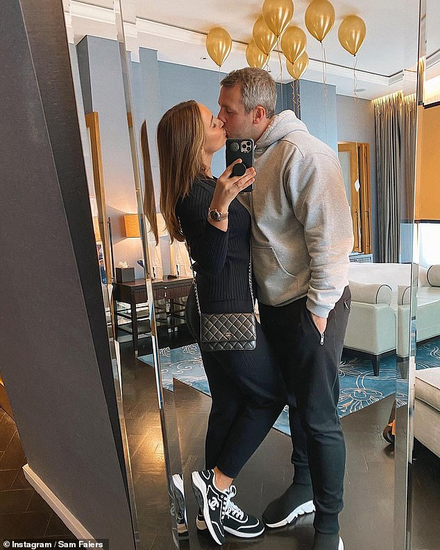 Romantic: They recently took a rare break from parenting duties to celebrate their sixth birthday at the luxurious Corinthia Hotel in London