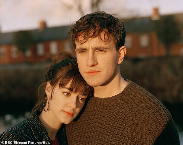 Bit Hit: The actor's career has grown in strength following his portrayal of amorous student Connell Waldren on BBC Three's Normal People