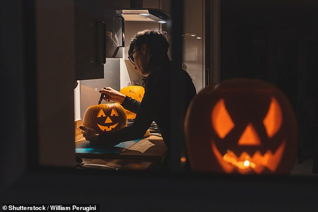 Trick or treat? Plenty of us have gotten into the Halloween spirit this year - even if we're not taking the children trick or treating
