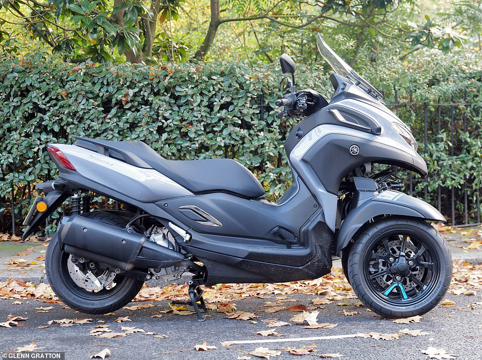 Three wheel scooters have been popular since the first mainstream volume seller hit the market in 2006. But the Tricity is unique...
