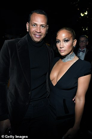 Cohen outbid several high-profile investors, like a group led by Alex Rodriguez (left) and his fiancée Jennifer Lopez (right)