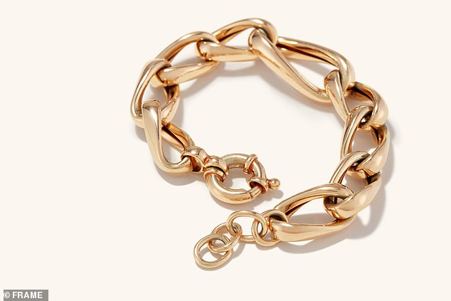 Midas touch:Following the successful launch of their first-ever line of shoes, FRAME has expanded its lifestyle offerings with its first-ever jewelry collection in partnership with Mejuri