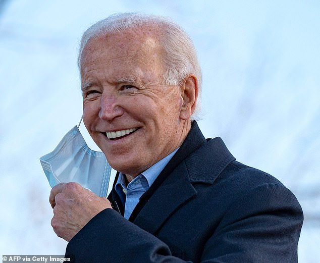 Biden, 77, will campaign with Obama in Michigan on Saturday