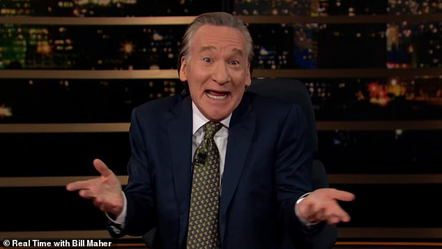 Bill Maher on Friday night urged America to come together after the election