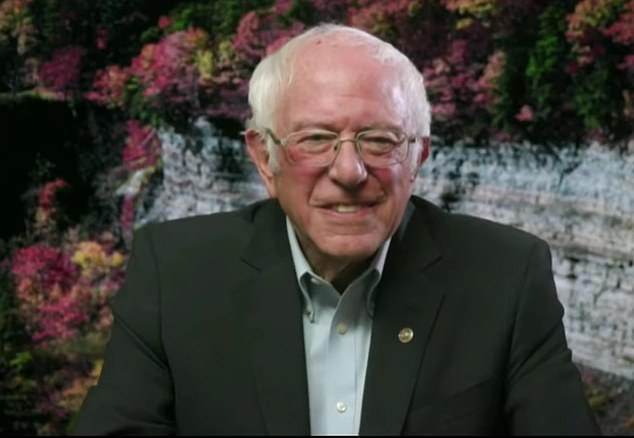 Senator Bernie Sanders (I-VT) made the comments while appearing on Late Night With Seth Meyers on Thursday