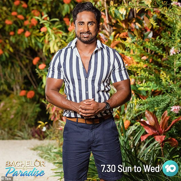 Quest for love: Niranga appeared on Angie Kent's season of The Bachelorette last year and Bachelor in Paradise earlier this year