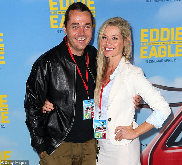 Shannon Bennett with Madeleine West in 2016. He said Heritage Victoria had ordered him and his business partners to carry out $250,000 in repairs