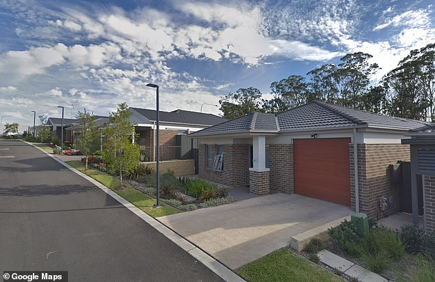 A Stockland spokeswoman (homes at Stockland's Willowdale development pictured) said the company communicated with residents at each stage of the road upgrade