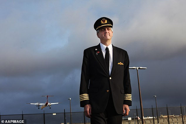 Qantas Captain Richard de Crespigny's high flying career has came to an abrupt end