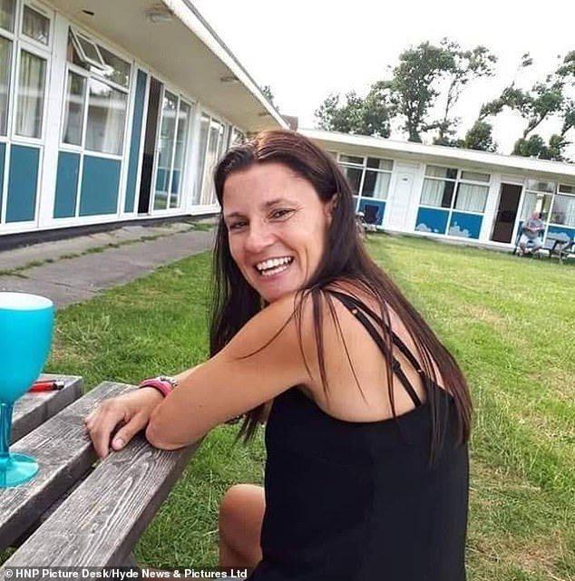 The mother-of-seven appeared to be a happy, bubbly mother with no worries but had visited her doctor just days before her suicide and had been told she had depression