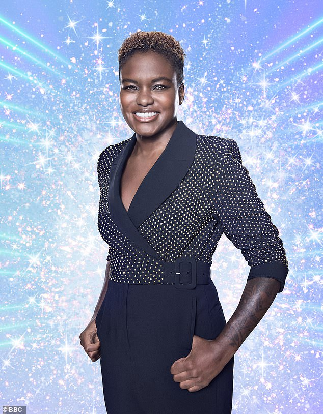 Family:Nicola Adams is reportedly hoping to win Strictly Come Dancing in honour of her mother Dee Adams