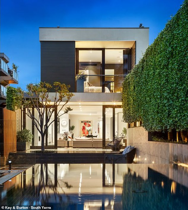Located opposite the beach and parkland, the Victorian home's classic heritage facade isn't the only stunning feature that will attract interest