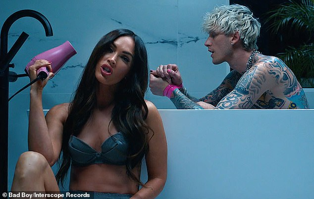 Video Vixen: She also starred in the music video for her single Bloody Valentine, which dropped shortly after they were first seen together in May
