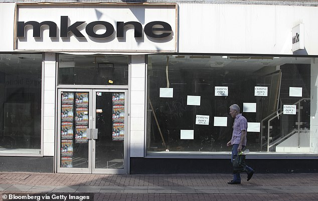 MK One had 125 stores around the UK before it was sold to several different buyers in 2008
