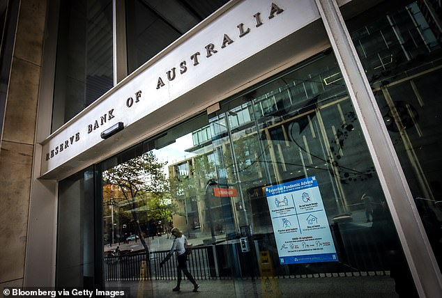 The RBA (pictured) is expected to cut the cash rate to 0.1 per cent on Tuesday