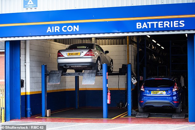 Garages are due to remain open from 5 November to 2 December, as they are categorised as an essential business