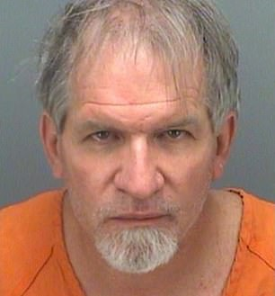 Scott Rexroat, 59, was caught on camera being beaten by deputies in Florida