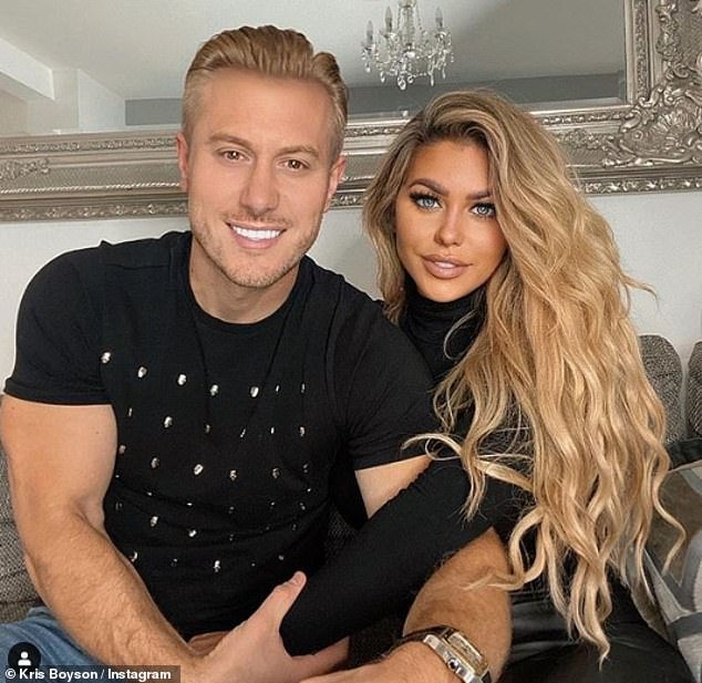 'She's The One... as long as she doesn't stop cooking me dinner': Kris Boyson has revealed his marriage plans with Bianca Gascoigne and claimed ex Katie Price used him for press