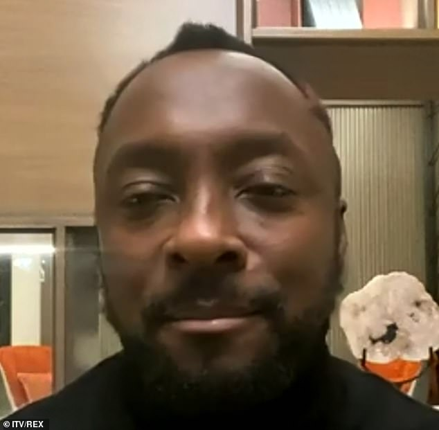 Shocking:will.i.am has likened voting for Donald Trump to being in an abusive relationship