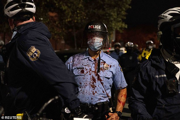 Violence has raged on the streets of Philadelphia since the killing of Walter Wallace Jr. There are fears that it could erupt again after the outcome of the election