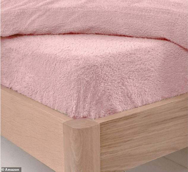 Imagine the softest, fleeciest blanket merged with your sheet and you'll have the Brentfords Teddy Fleece Fitted Sheet