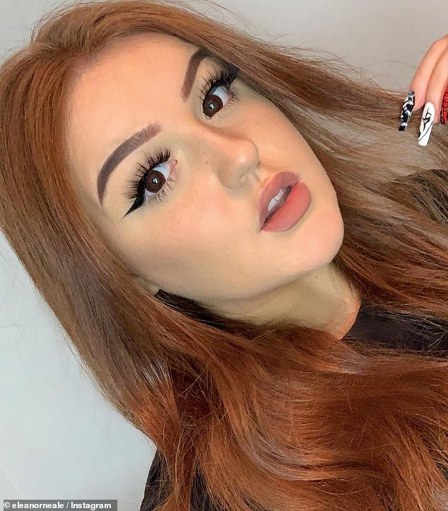 New show: True crime YouTuber Eleanor Neale (pictured) is among the online sensations that are starring in the first ever YouTube reality TV programme