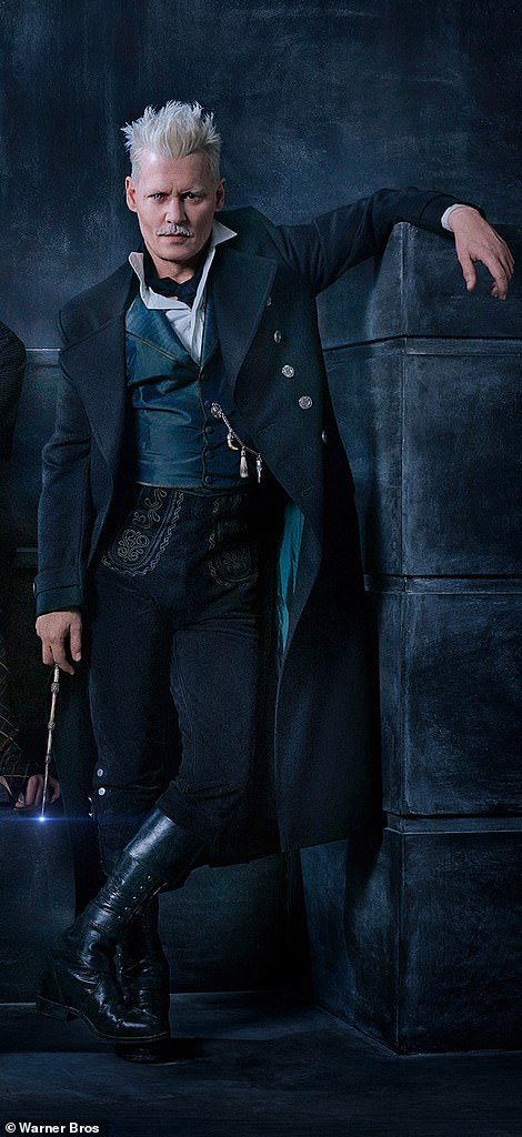 Depp's (pictured in Fantastic Beasts) losses now are numerous and deep. There are genuine fears for the immediate wellbeing of a man who, the court heard, has long-standing and serious issues with drink and drug addictions