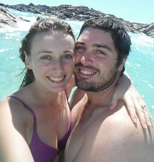 James and Sabine Mather loved swimming