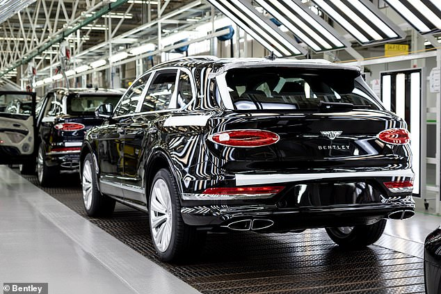 Bentley's switch to having only fully electric zero emissions cars by 2030 also coincides with making the production process and Crewe factory both carbon and plastic neutral
