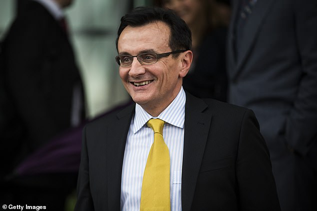 Astrazeneca boss Pascal Soriot said the firm's potential Covid jab could soon help turn the tide if trial results are positive