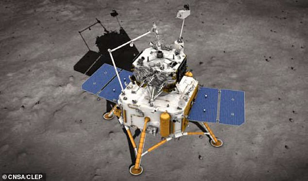 Chang'e-5 will have just a single lunar day - 14 Earth days - to collect the material from a previously unexplored region of the near side of the Moon before returning