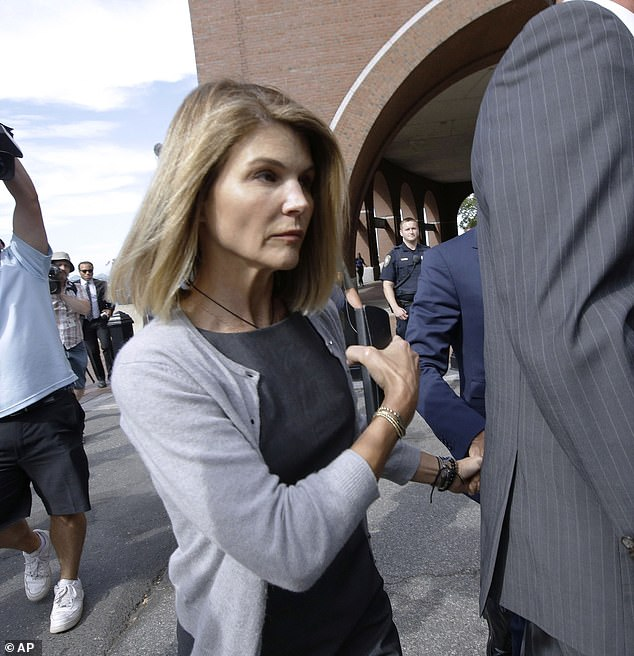 Home for Christmas: Lori Loughlin may be out of prison on Christmas Day. Her release date is set for December 27 which falls on a Sunday. There's a high chance she'll be out on Thursday, December 24, or Friday, December 25