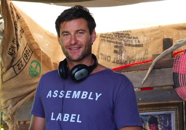 The 44-year-old (pictured) is well-known for his music in New Zealand, previously hosting a show on electronic music station George FM