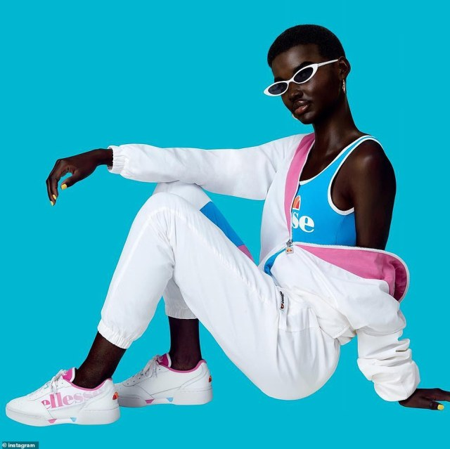 One of the characters, described as the world's first digital supermodel, is Shudu, whose perfectly symmetrical features have been used to show off fashion items designed by Balmain and Christian Louboutin as well as a Samsung phone