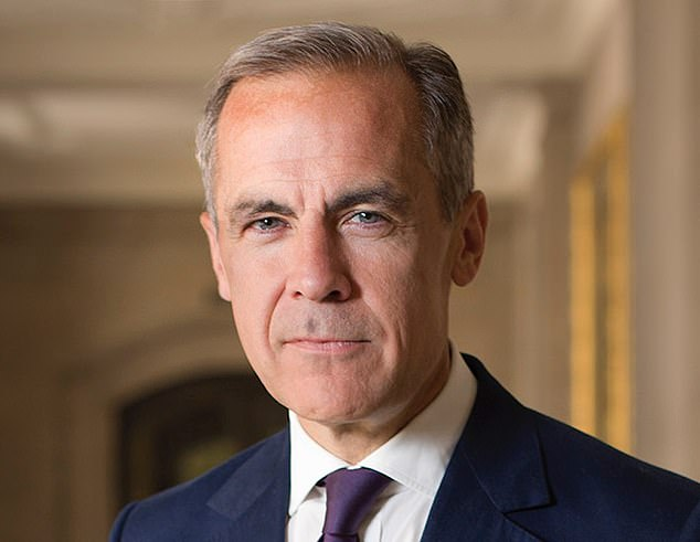 Environmentalist: Mark Carney will say that climate change will create 'the greatest commercial opportunity of our time'