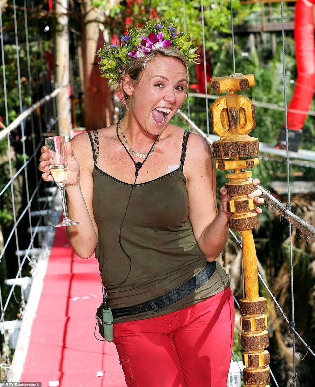 Another Queen!It proved to be another close race in the final, with Charlie Brooks being crowned winner with little more than 1% more of the vote then runner-up Ashley Roberts
